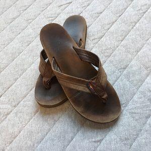 Rainbow Women's Premier Leather Flip Flop 6.5-7.5